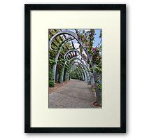 South Bank • Brisbane • Queensland Framed Print