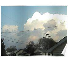 Superstorm's 16 Poster