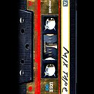 Maxell Gold Mix cassette tape iphone 4 4s, iPhone 3Gs, iPod Touch 4g case by Pointsale store.com