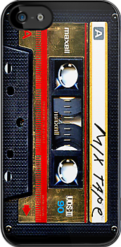 Maxell Gold Mix cassette tape iphone 4 4s, iPhone 3Gs, iPod Touch 4g case by www. pointsalestore.com