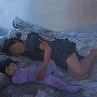 January Afternoon Mukilteo Washington by Thu Nguyen