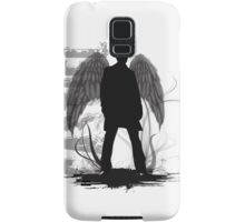 Castiel the Angel Samsung Galaxy Case/Skin
