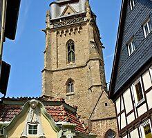 Bad Wildungen, Hesse, Germany. by David A. L. Davies