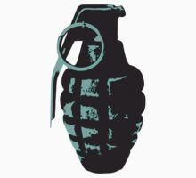 Grenade by 305movingart