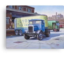 Lyons Scammell Canvas Print