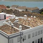 Rooftops... Faro by Marilyn Grimble
