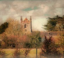 Village Church by naturelover