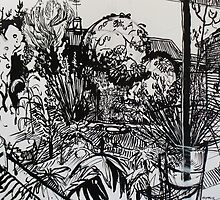 'Un-Weeded Garden', 2012 by Richard McLean