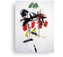 Untitled 14 Canvas Print