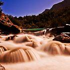 Fossil Creek, AZ by EmanuelAZ