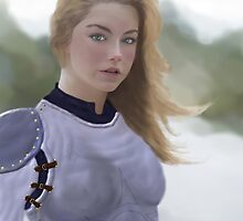 Eileen Morgenbringer by TriciaDanby