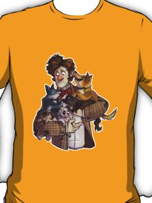 Eleven with dogs T-Shirt