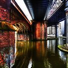Canal Views Manchester by inkedsandra