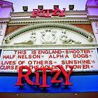 Ritzy, Brixton by kathy archbold
