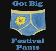 Big Festival Pants by malipix