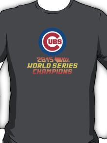 2015 World Series Champions T-Shirt