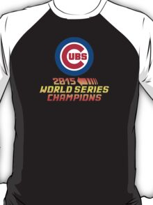 2015 World Series Champions T-Shirt