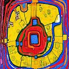 hundertwasser by artvagabond