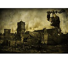 Rise Of The Ogre Photographic Print
