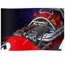 Ferrari Tipo 500 Poster
