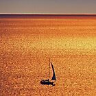 Lone Sailor by Serenitas