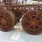 Trusty but Rusty by DEB CAMERON