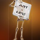 Art = Life by Yanieck