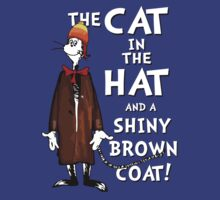 The Cat in The Hat and a Shiny Brown Coat by Brother Adam
