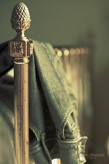 ...jeans.......... by Jane Anastasia Studio