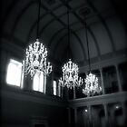 Chandeliers - Bath, England by MaggieGrace