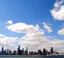 Chicago's Curves by Lina
