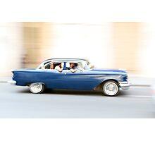 Drive by Havana. Photographic Print