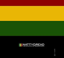Dreadlock Rasta by artchastudio