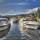 &quot;Fort Augustus &quot; by peaky40
