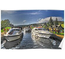 """""""Fort Augustus """" Poster"""