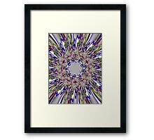Blow Up Framed Print