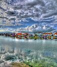 Widewater Lagoon Shoreham - HDR by Colin J Williams Photography