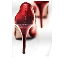 Red Hot Seduction Poster
