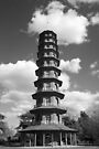 Pagoda at Kew by Fern Blacker