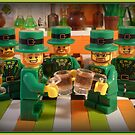 Happy Saint Patrick's Day 2 by minifignick