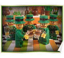 Happy Saint Patrick's Day 2 Poster