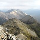 Liathach to Beinn Eighe, Torridon, Scotland by ScotLandscapes