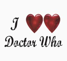 I Love Doctor Who by itshayleywithay