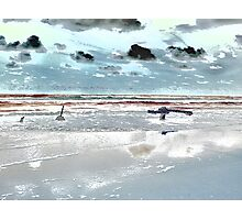 Surrealistic Seascape X Photographic Print