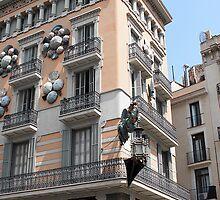 I Love Barcelona by Diana  Kaiani