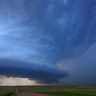 Colorado Supercell HDR by intotherfd