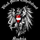 Black Metal Einheitsfront - Poster by gardenofgrief