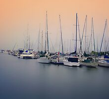 Yachts   by Tracie Louise