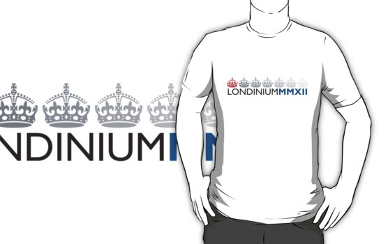 London 2012 - Londinium MMXII Crowns by Lordy99