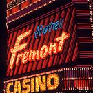 Fremont Casino by ©  Paul W. Faust
